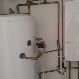 Primary Pipework Not Insulated