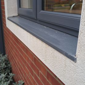 No Drip Installed To Window Cill